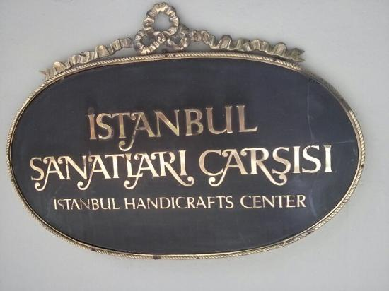 İstanbul Handicraft Center