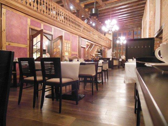 Hotel Scheelehof Stralsund : Restaurant