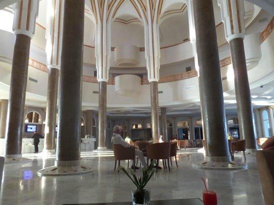 Golden Tulip Taj Sultan Resort : Reception