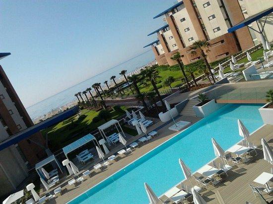 Almar Jesolo Resort & Spa: View