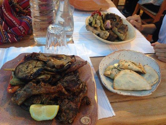 Gramboussa: Delicious Lamb