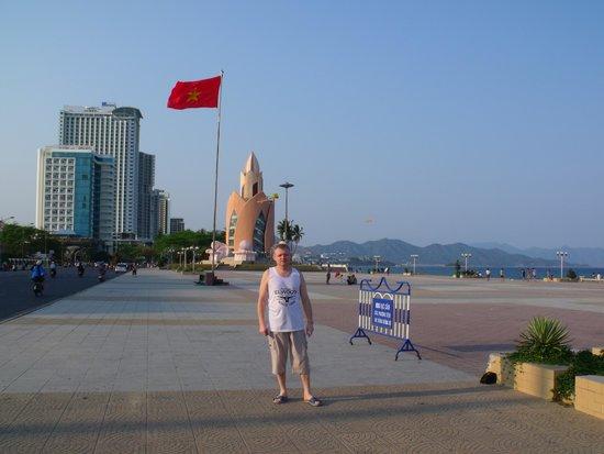 Majestic Nha Trang Hotel : Тюленев