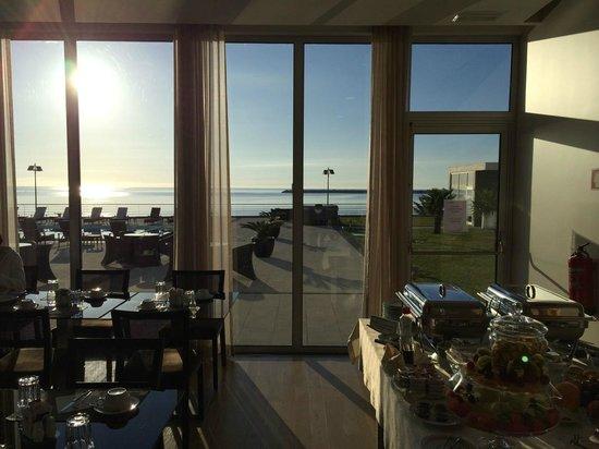 Aparthotel Atlântida Mar: The restaurant