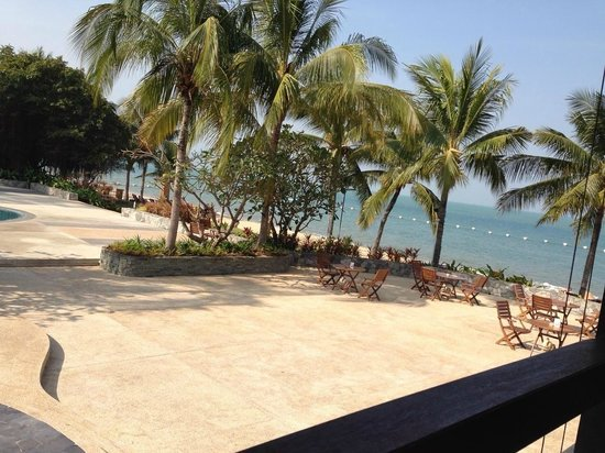 Sea Sand Sun Resort And Villas: view from the restaurant