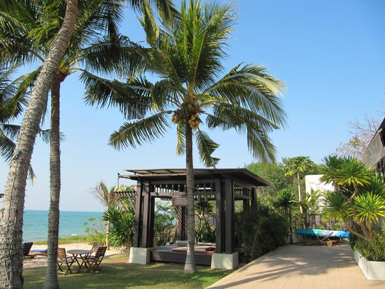 Sea Sand Sun Resort And Villas: the place for Thai Massage