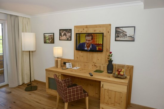 Hanusel Hof: Huinzezimmer