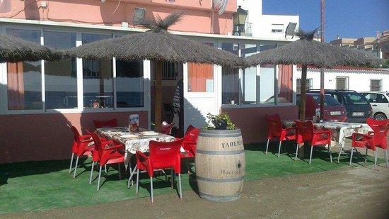 Torreguadiaro Spain  city photos gallery : ... Picture of Chiringuito carrero, Torreguadiaro TripAdvisor