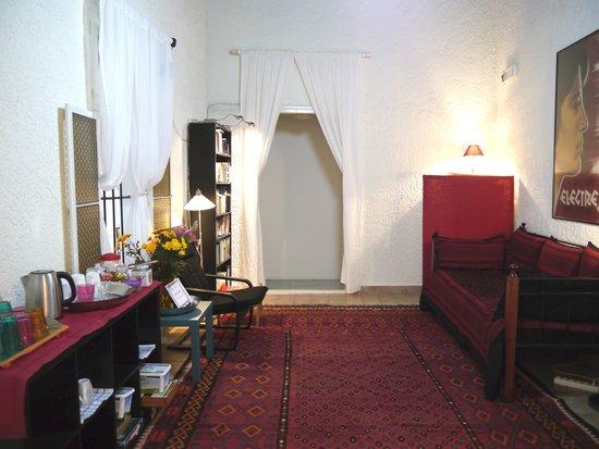 Hotel Andreas: The new salon
