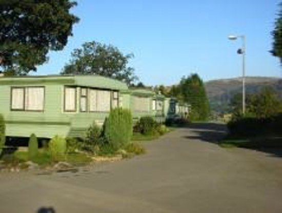 Glanllyn Lakeside: Werngoch Holiday Home Park