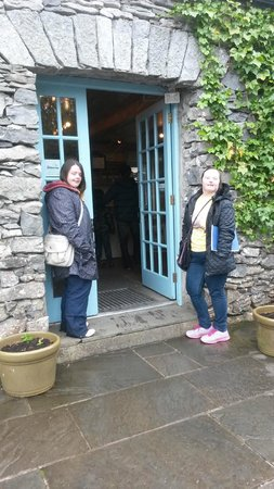 Aillwee Cave: The Farm Shop