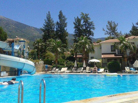 Orka Club Hotel & Villas : Main Pool
