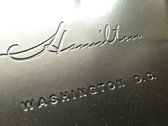Hamilton Hotel Washington DC : Hamilton Crown Plaza