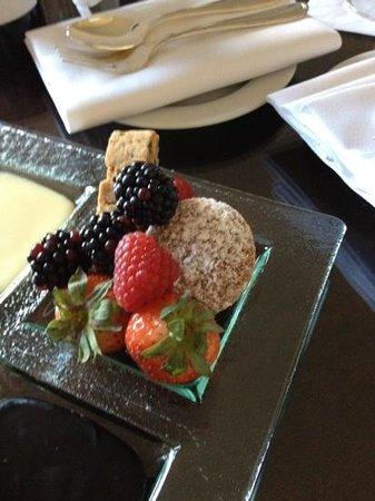 Metropolitan Hotel Vancouver : Taste as good as it looks