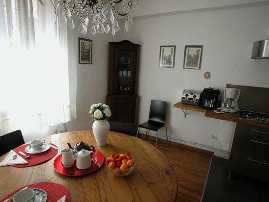 B&B Ca' Isidoro: Breakfast room