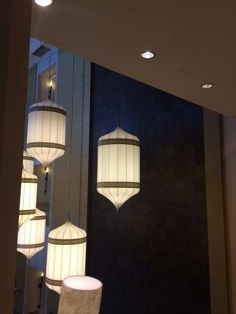 The Address Dubai Mall : Reception