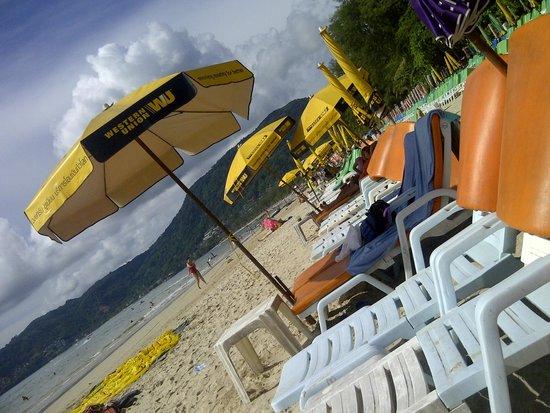 Bamboo Beach Hotel & Spa: PATONG BEACH