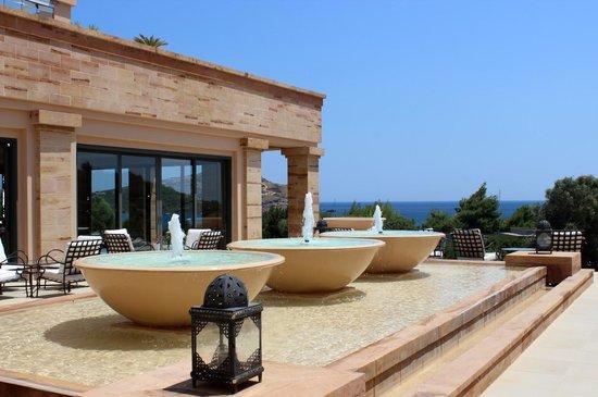 Reception Bild Von Cape Sounio Grecotel Exclusive Resort Sounio