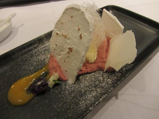 Pullman Auckland: Gorgeous dessert