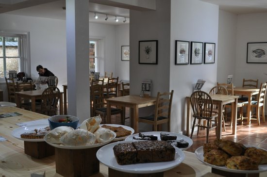 Wilton Fisherton Mill Cafe