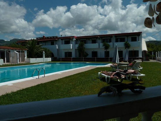 Semeli Hotel : piscine