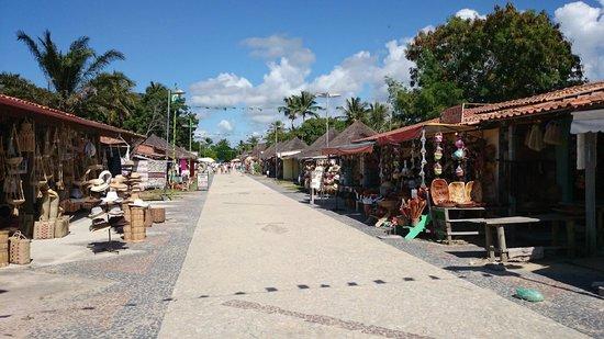 Santa Cruz Cabralia照片