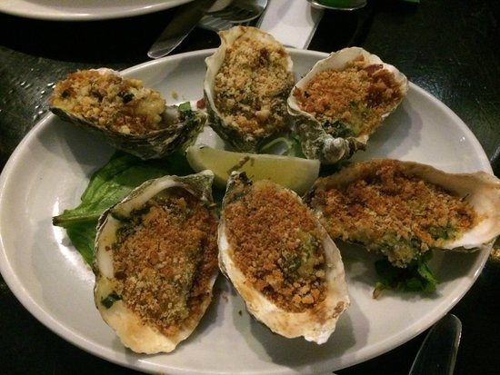 Mourne Seafood Bar: oyster