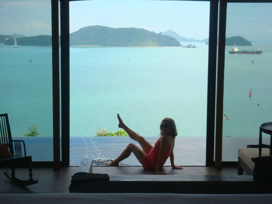Sri Panwa Phuket Luxury Pool Villa Hotel: Ocean View Villa
