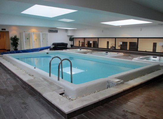 Zenia Hotel & Spa: Spa très propre et relaxant