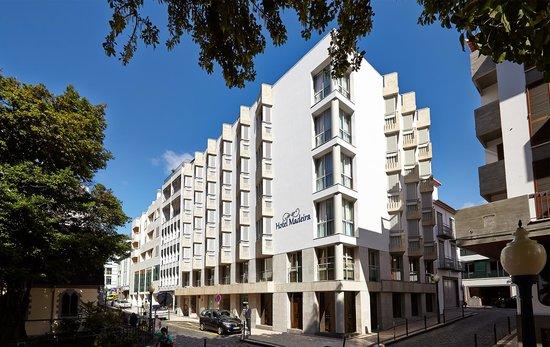 Hotel Madeira: Fachada do hotel » Hotel Facade