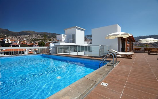 Hotel Madeira: Piscina Exterior » Outdoor Pool