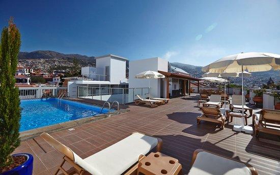Hotel Madeira: Terraço » Roof Top Terrace