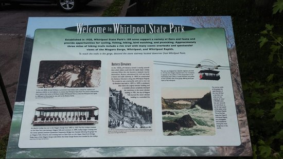 Whirlpool State Park: Wonder of nature