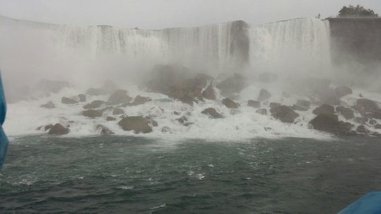 Maid of the Mist: Incredible