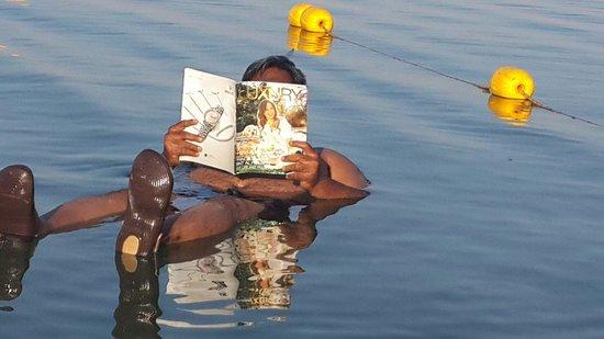 Holiday Inn Resort Dead Sea: Can u do this??