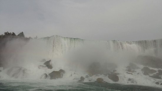 Maid of the Mist: Must do