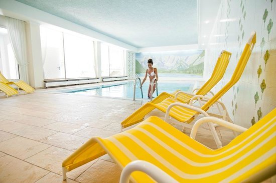 Cristallo Hotel: Wellness