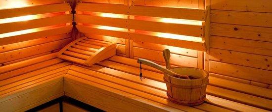 Cristallo Hotel: Wellness