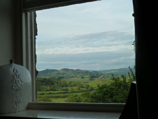 The Masons Arms: room with a view