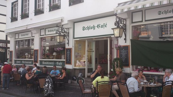 Schloß Kaffee Royal