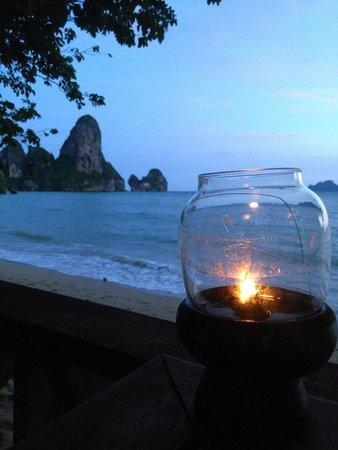 Tonsai Bay Resort : Restaurante