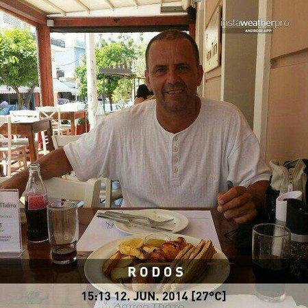 Aspro Piato Ex Anatolis : Odlično