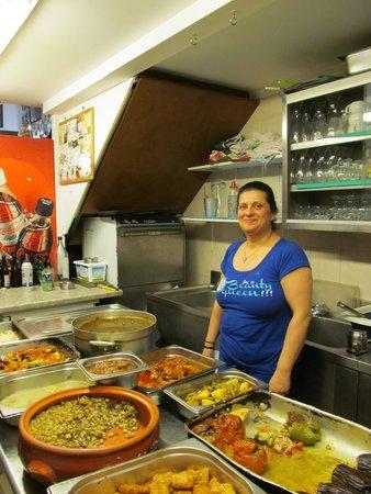 Boukia Boukia: Dimitra's kitchen