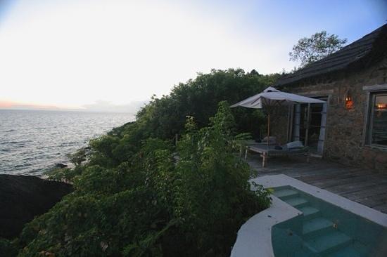 Kaya Mawa : Kawa Mawa view from room
