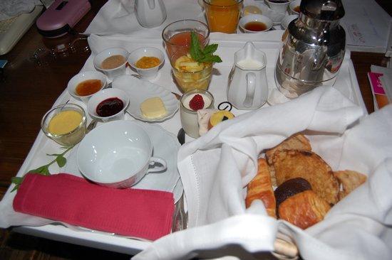 Les Pres d'Eugenie : petit déjeuner gourmand