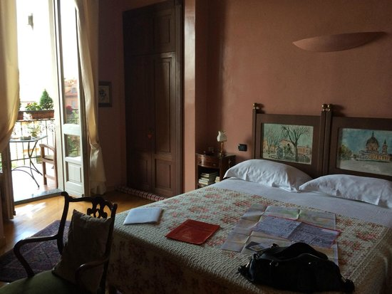 All'Orso Poeta : Bedroom/suite