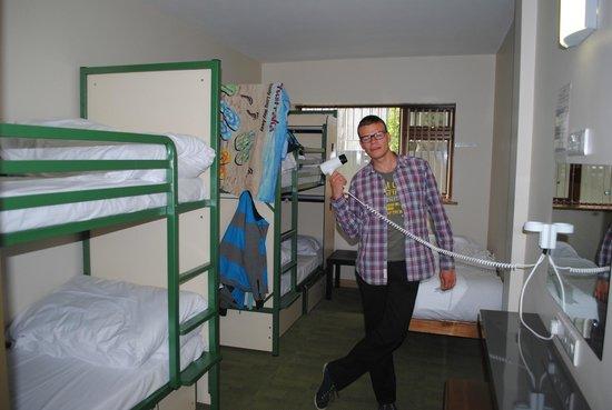 Savoy Hostel : Chambre à 5 lits