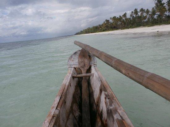 Matemwe Bandas Boutique Hotel, Zanzibar: fishing tour with local boat