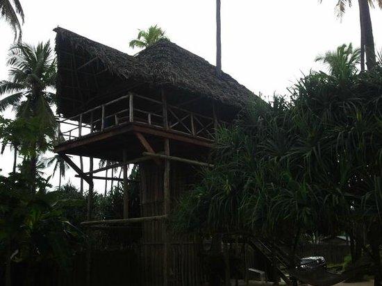 Matemwe Bandas Boutique Hotel, Zanzibar: wonderful suite built close to nature