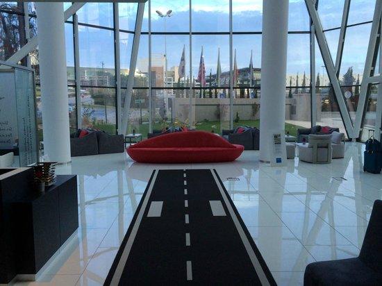 TRYP Lisboa Aeroporto Hotel: From the Reception