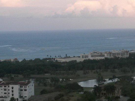 Margaritaville Vacation Club Wyndham Rio Mar: view from El Yunque